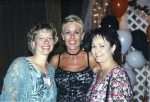 Carrie, Dani and Sue